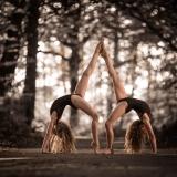 little gymnasts outdoor